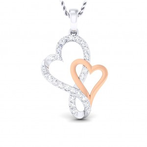 The Stylish Heart Pendant