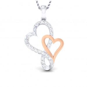The Stylish Heart Pendant