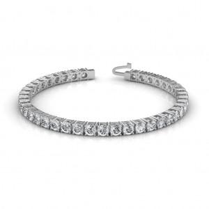 The Pristine Tennis Bracelet