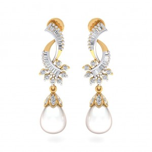 The Mili Pearl Earrings