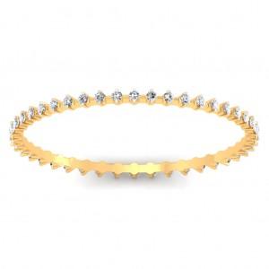 The Nayra Diamond Bangle