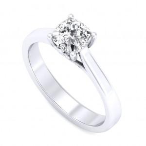 1.00 carat Platinum - Rabia Engagement Ring