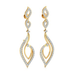 The Sylvia Diamond Earrings