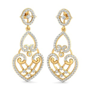 The Astra Diamond Earrings