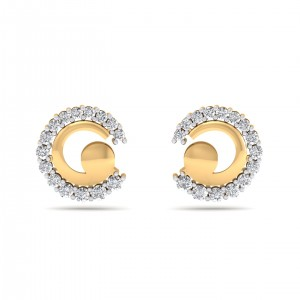The Frida Diamond Earrings