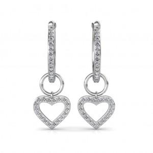 Love HEart Earring