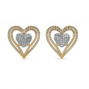 The Sweetheart Diamond Earrings