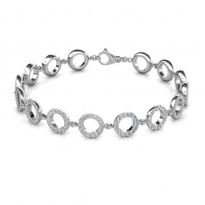 The Promise Of Love Diamond Bracelet