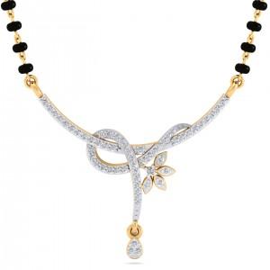 Diamond Mangalsutra under Rs 30000