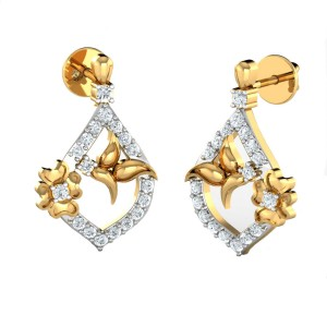 The Marie Diamond Earrings