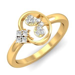 The Parisa Diamond Ring