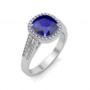 Diamond  Royal Ring
