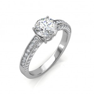 Zest Love Engagement Ring