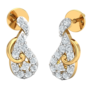 The Erinna Diamond Earrings