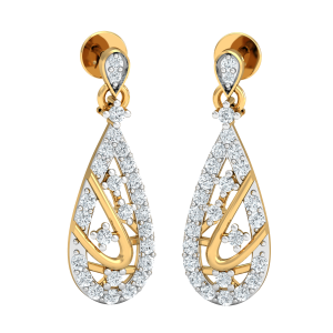 The Jackline Diamond Earrings