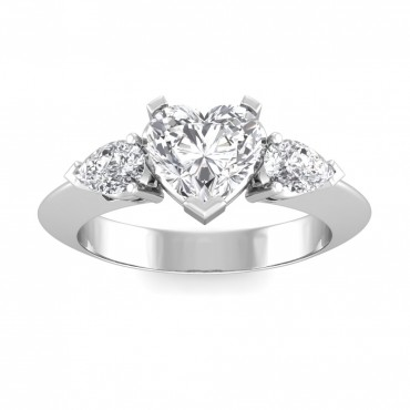 The Hanz Engagement Ring