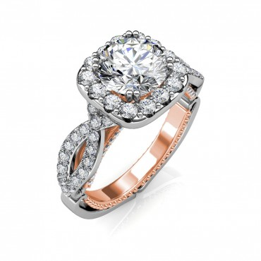 The Vera Halo Ring