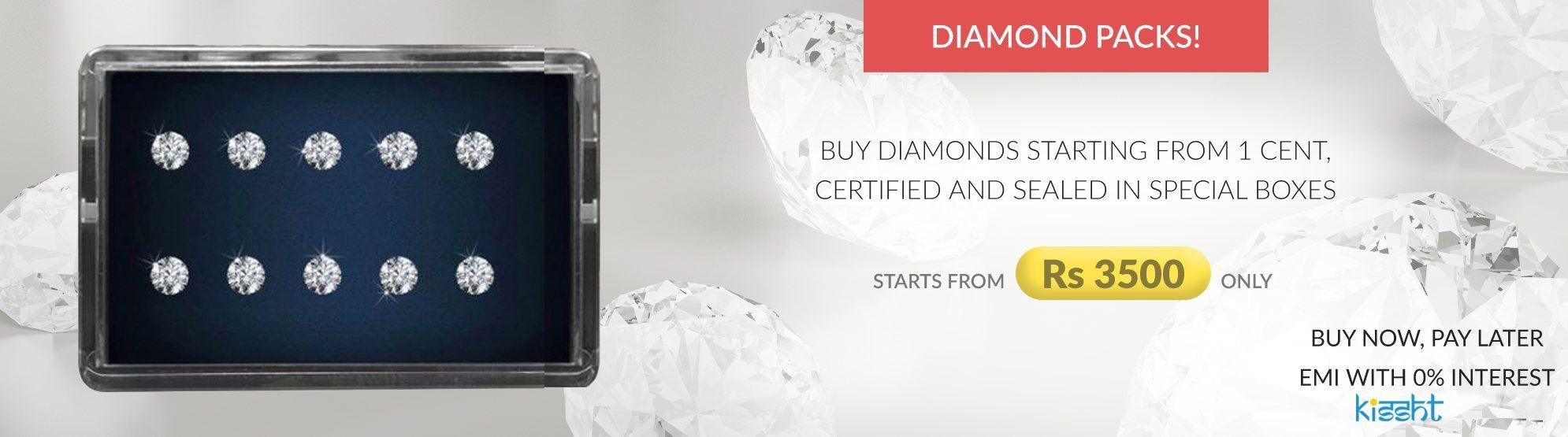 Diamond Packs
