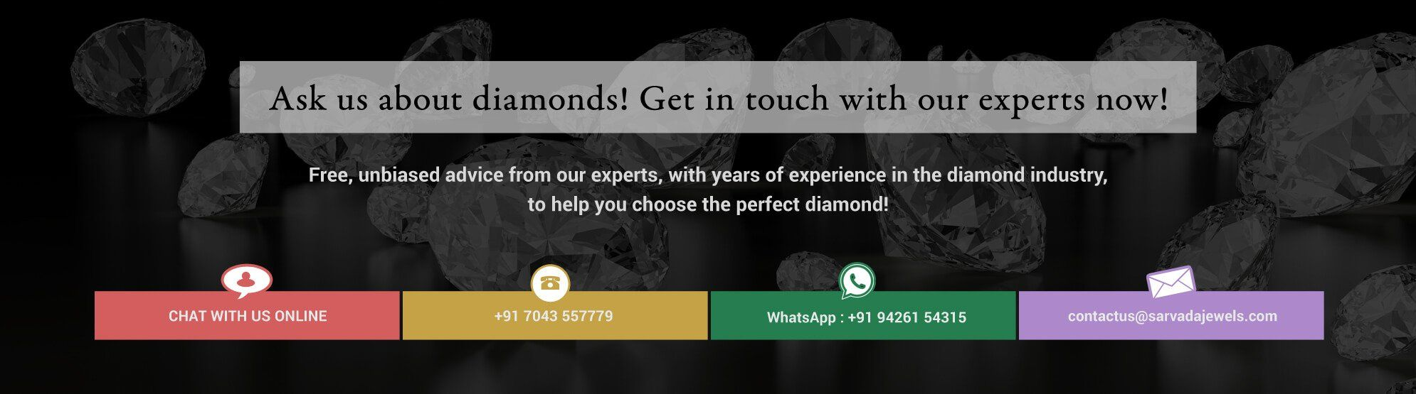 Buy Diamonds, Engagement Rings and Diamond Jewellery at Best